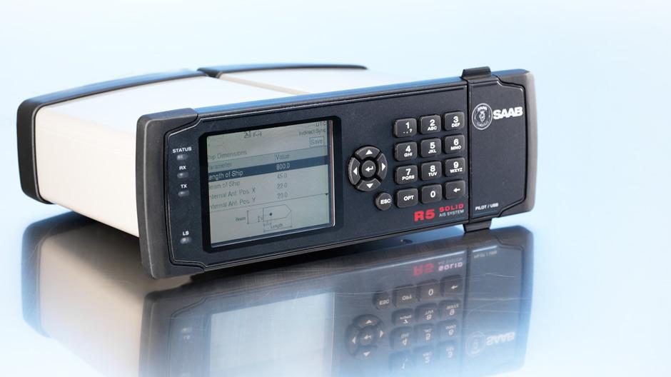 R5 Solid AIS - Transponder system