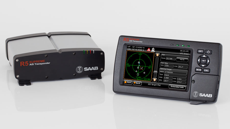 Ais Saab R5 >> R5 SUPREME AIS - Transponder system