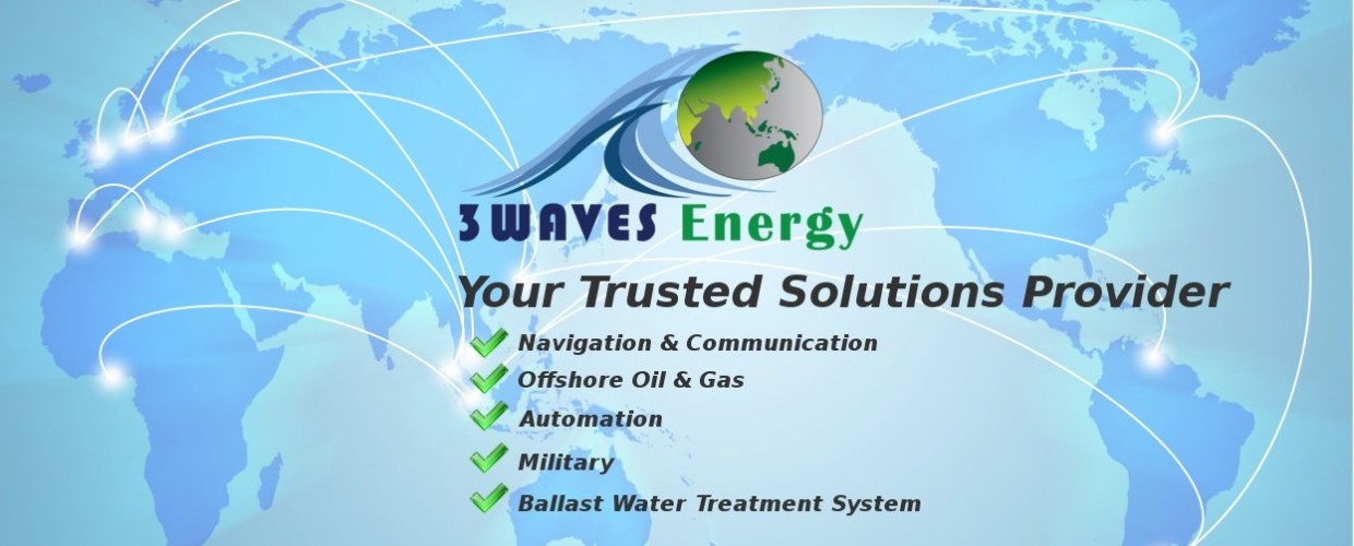 Your Trusted Solution for Marine & Offshore